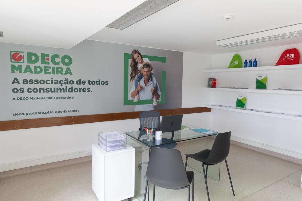 2019 – Inauguração da DECO Madeira