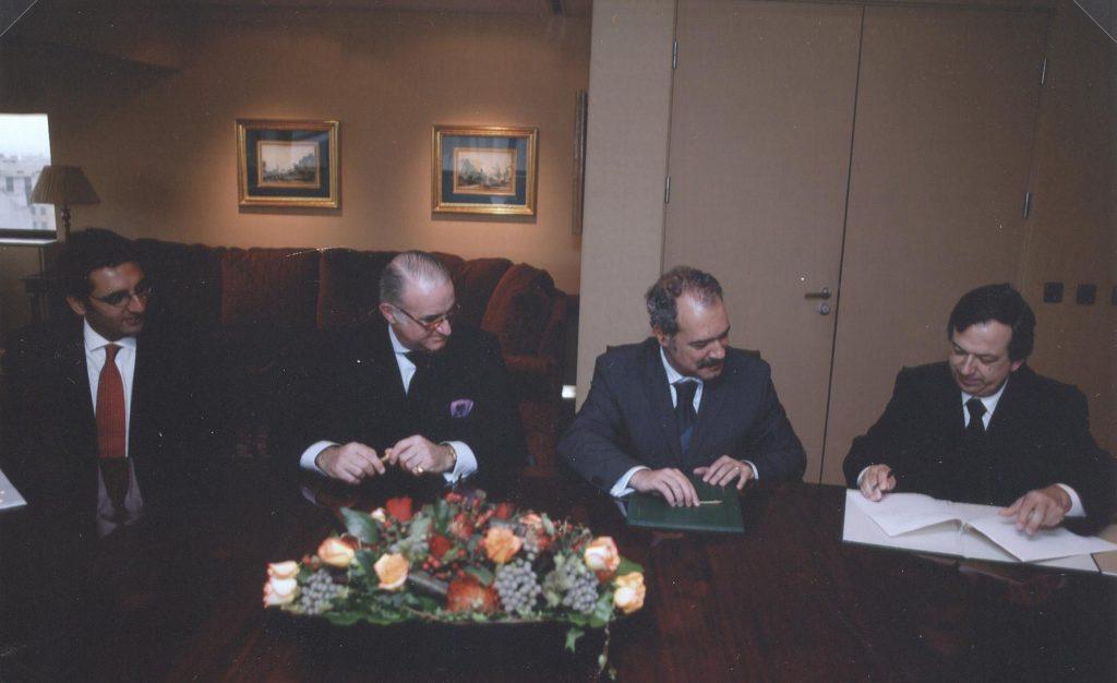 1998 – Ação judicial coletiva (PT)