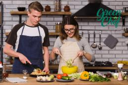 Jovens a combater o desperdício alimentar com o Green Chef