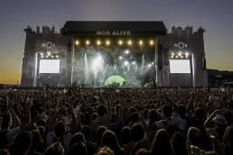 Festival NOS ALIVE cancelado