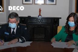 DECO assina protocolo de colaboração com Serviços Sociais da PSP