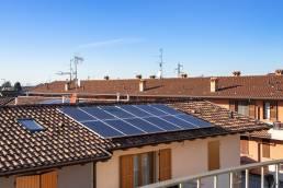 Paineis solares fotovoltaicos. Candidaturas para programa Vale Eficiência.